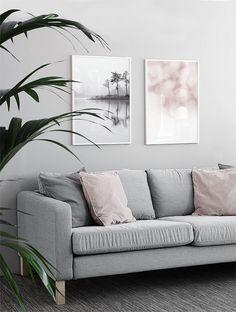 Fotoprint i rosa...