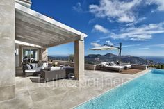 Modern luxury villa with fantastic sea views for sale in Puerto de Andratx/Montport - ID 5500554 - Real estate is our passion... www.bulk-partner.com © Photos: mallorco photography www.mallorco.com