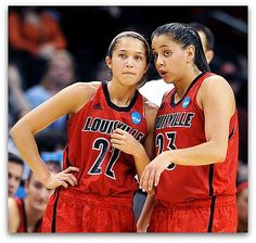Jude & Shoni Schimmel... making Indian Country proud :) First American Indians to make it to the final four  #Native  #Umatilla