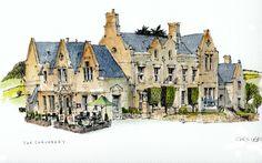 Hotel, Ilminster ~ Chris Lee