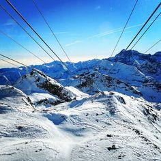 Paradiso in cima al monte Pora! #tw #fb #alagna #monterosa @allegroitalia_