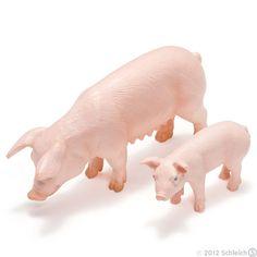 Schleich: Farm Animals