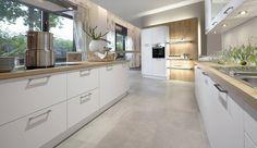 Einbauküche Anzere Polarweiß Küche Weiß Matt, Küche Weiß Holz, Badezimmer,  Fliesen Wohnzimmer,
