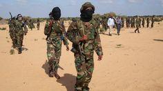At least 25 Al-Shabaab militants killed in central Somalia - Horseed Media Bbc World Service, African Union, Army Base, Al Qaeda, Military Operations, Defence Force, Image Caption, Us Military, Kenya