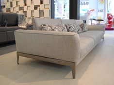 Canapes and sofas on pinterest - Canape roche bobois solde ...