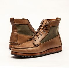 Women's Abel Moccasin Toe Boot