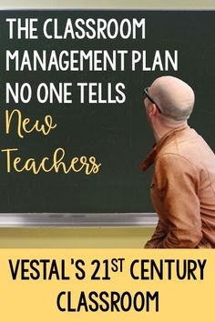 Here is one of the most important aspects of classroom management that   many people forget to tell new teachers!   #vestals21stcenturyclassroom #classroommanagement   #classroommanagementplan #classroommanagementideas #newteachers   #firstyearteachers