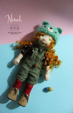 Diy Rag Dolls, Diy Doll, Operation Shoebox, Waldorf Dolls, Baby Socks, Doll Hair, Soft Dolls, Cute Dolls, Girl Dolls