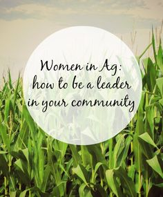 When we think of leaders, we think of women in ag. Wanna get more involved? Here are some tips from @AgStar www.pinktractor.com