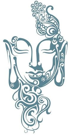 If you're planning to get a Buddha tattoo design, you've come to the best place. We have the best & most beautiful Buddha tattoos for inspiration. Art Buddha, Buddha Kunst, Buddha Drawing, Buddha Face, Buddha Painting, Ganesha Drawing, Buddha Tattoos, Buddha Tattoo Design, Buddhist Art