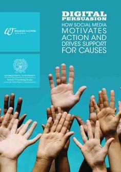 Social Media Study Reveals Nonprofit Fundraising Supporter Motivation & Behaviour
