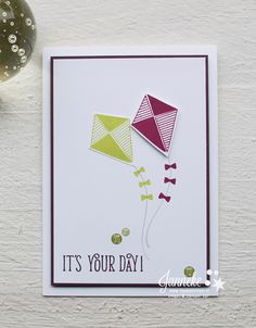 Stampin' Up! – Tutorial Bundle Team Bloghop - Happy Birthday Gorgeous stamp set
