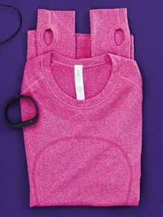 8 gifts for the fitness fanatic - Whether your loved one enjoys a heart-pumping fitness regime or leisurely strolls, these eight gifts are sure to get them excited for their next workout. We love Lululemon's Swiftly Tech long-sleeved shirt.