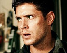 Supernatural's Dean Winchester (portrayed by Jensen Ackles) • #spn #deanwinchester #jensenackles #supernatural