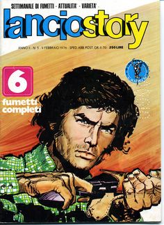 lanciostory comics for young adults... 30 years ago...