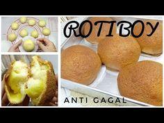 RESEP ROTI BOY LEMBUT DI DALAM CRISPY DI LUAR | ANTI GAGAL - YouTube