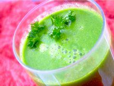 Green smoothie recipes.