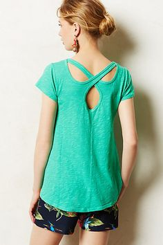 Cute top and wonderful color