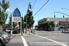 North Portland Neighborhoods | Portland Neighborhoods Guide: St. Johns