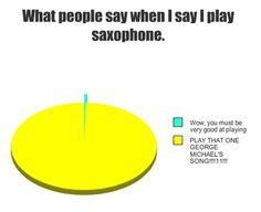 5ba857e8c8c Sexy Saxophone Player