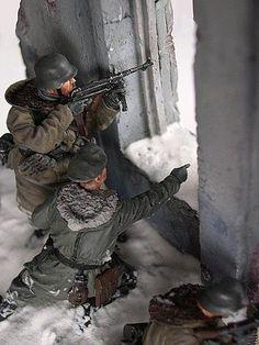 Stalingrad? | Диорамы и виньетки: Возвращение в Харьков, фото #10
