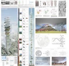 [A3N] : 2012 Housing Tomorrow competition (Special Mention, High-Density Housing ) : 'Noah Tower', Pei Ru Li, Kaining Peng, Chen Liang (China)
