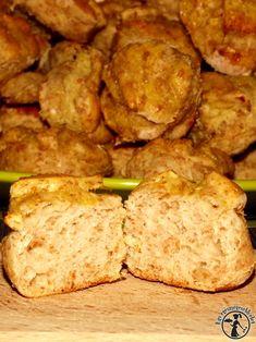 Káposztás pogácsa, amit a Nagymamám is imádna Bakery, Bread, Snacks, Chicken, Cooking, Food, New Years Eve, Kitchen, Appetizers