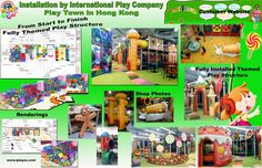 themed Indoor Family Entertainment Center by Iplayco    #FEC #Development #Iplayco #playground #business #plan #design #turnkey #financing # operations