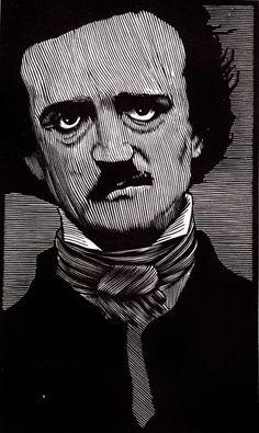 Edgar Allen Poe ∙ Portraits ∙ R. MICHELSON GALLERIES