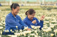 """""""There are so many beautiful reasons to be happy"""" #MondayMotivation #CreatingEmotions #GalleriaFarms"""