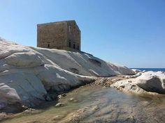 Punta Bianca #Agrigento #Sicilia