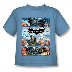 Batman Dark Knight Rises Shattered Glass Kids T-Shirt $14.99 http://pinterest.com/nfordzho/2013-fashion-t-shirts/