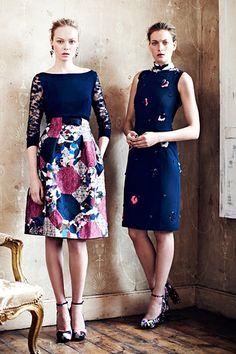 Erdem - Pre Spring 2013 - Shows - Vogue. Runway Fashion, Fashion News, Fashion Show, Fashion Outfits, Womens Fashion, Fashion Design, Fashion Trends, Elie Saab, Christian Dior