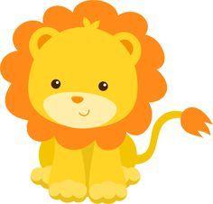 animales bebes tiernos animados para baby shower - Buscar con Google