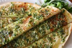 Herb Pizza Sticks