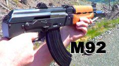 M92 ZASTAVA PAP AK PISTOL (Krink Yugo AK-47 AK47 SBR)