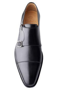 Chaussure Cambridge Noir / Finsbury.
