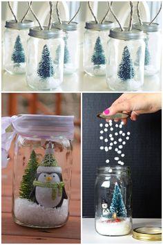 Befőttes üveg, az idei karácsonyi dekoráció sztárja! | Családinet.hu