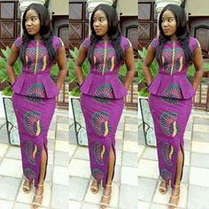 Ankara styles 526991593898779073 - Unique ankara dresses:Trendy ankara styles for slim ladies Source by confettihappy Latest Ankara Dresses, African Dresses For Kids, African Print Dresses, African Fashion Ankara, African Print Fashion, African Attire, African Wear, African Style, Gowns