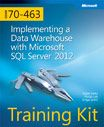 Portada de 'Training Kit (Exam 70-463): Implementing a Data Warehouse with Microsoft SQL Server 2012'