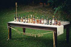 show me the way to the next whiskey bar // via B L O O D A N D C H A M P A G N E . C O M: