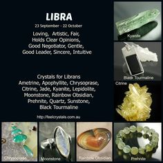 Zodiac Birthstones and Crystals, and their Crystal Meanings