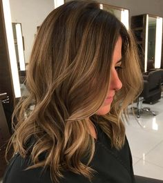 Light Brown Balayage Hair Trends 2017