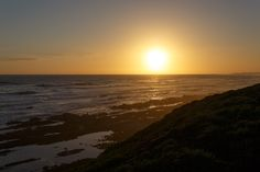 Sunset 2016-02-27 Skoenmakerskop is a small village in Nelson Mandela Bay, southwest of the promontory on which Port Elizabeth stands, 8 km west of Chelsea Point.