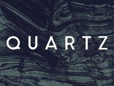 quartz-typeface