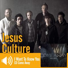 """Ouça a música """"I Want To Know You"""" do CD Come Away do Jesus Culture / Listen to the music """"I Want To Know You"""" from the CD Come Away by Jesus Culture: http://www.onimusic.com.br/player/player.aspx?IdMusica=659&utm_campaign=musicas-oni&utm_medium=post-07mai&utm_source=pinterest&utm_content=jesus-i-want-to-know-you-trecho-player"""