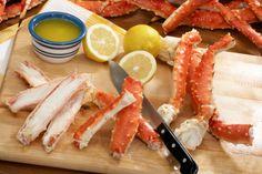 OH CRAB ! - Great Deals at www.AlaskaKingCrabs.com