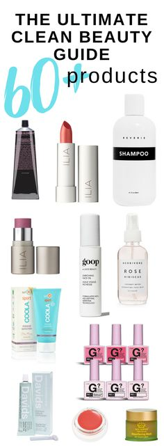 Finally found natural beauty products that WORKS. Here's the ultimate guide to detoxifying your beauty routine. Beauty Tips In Hindi, Beauty Guide, Natural Beauty Tips, Clean Beauty, Beauty Secrets, Natural Skin Care, Beauty Hacks, Beauty Products, Acne Products