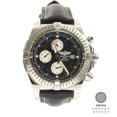 #Breitling Super #Avenger Gents Stainless Steel Automatic #Watch