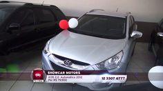 Só na ShowCar Motors tem ix 35 automático 2012 por R$ 79.900!